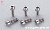 鈦合金螺絲-M3 規格