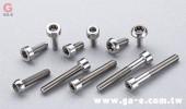 鈦合金螺絲-M4 規格