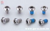 Titanium Alloy Disc Bolt
